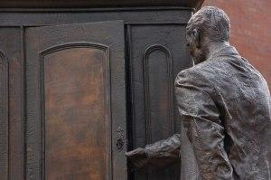 C.S. Lewis Sculpture, Belfast