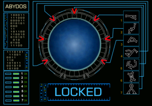 Stargate Dialing Sequence - Locked