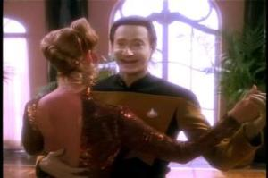 Data's Day on Star Trek TNG