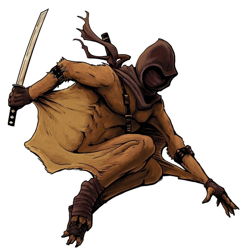 komori ninja