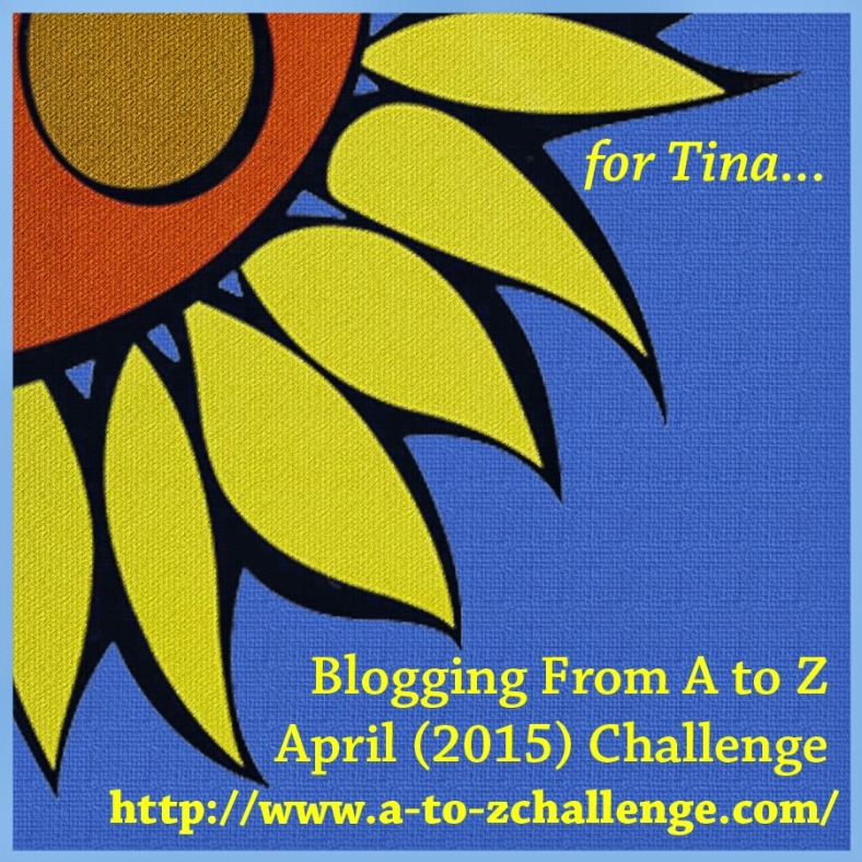 Blogging from A to Z 2015 Challenge