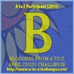 A to Z Letter B