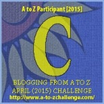 A to Z Letter C