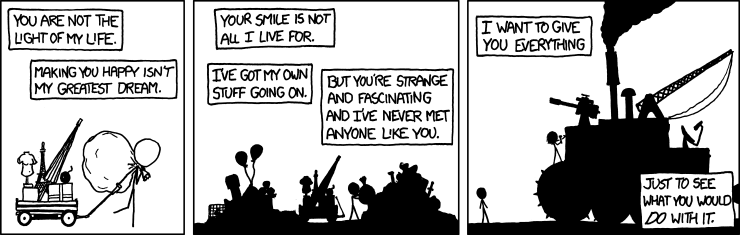 xkcd everything