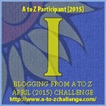 A to Z Letter I
