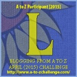 A to Z Letter L