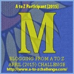 A to Z Letter M