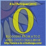 A to Z Letter O