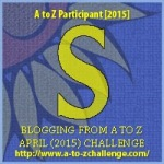 A to Z Letter S