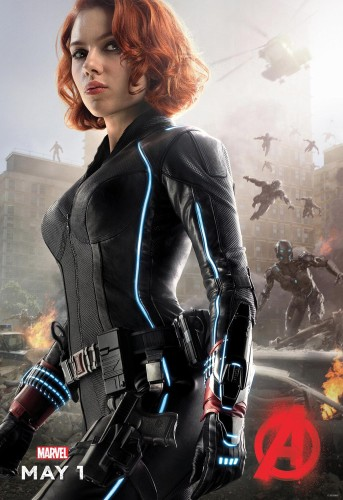Age of Ultron Black Widow