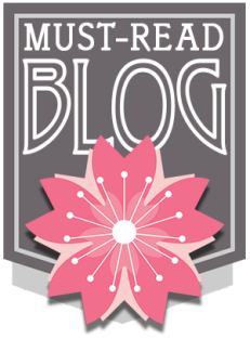 Must Read Blog badge