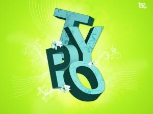 Typo by Roberto Blake