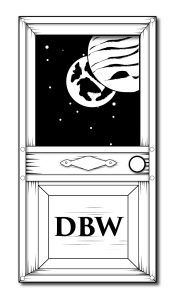 Doorway Between Worlds press logo